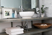Casa.Bathrooms / Bathroom layouts, ideas, style and decor / by Jess Tick