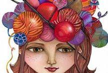 crochet/knitting / by Maria Silveira