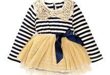 Little girls' fashion