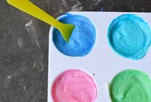 Art Recipes / How to make everything from paint to glue. / by Rachelle Doorley | TinkerLab Art Activities for Kids