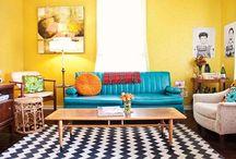 Home Spaces I Adore