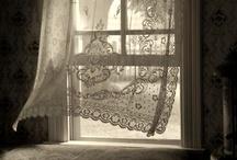 Lace / I was afraid it was a dream. -Lisa Strohauer / by Lisa Strohauer
