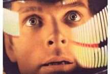 """Awsome movies and shows / """"Look Dave, I can see you're really upset about this. I honestly think you ought to sit down calmly, take a stress pill, and think things over.""""  ~HAL (2001 a space odyssey) / by Sue Hart"""