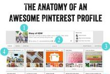 Pinterest Tips / Tips for making the most of your Pinterest experience.