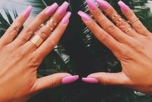 nails / by Samantha Stanberry