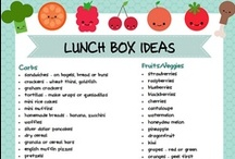 LUNCHTIME Ideas / Ideas to make lunchtime more fun (and tasty). With a husband who is a teacher and a son in elementary school, I need some ideas to make them smile at lunchtime!