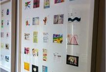 Wall Decor Ideas / Ideas to give our walls some pizzazz