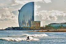Barcelona beloved / The best postcards of Barcelona