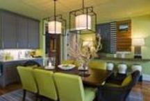 Dining room (design, products, helpful tips, etc.) / by Allison Ruppert