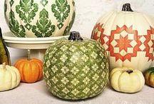 Fall Crafts / Inspiring Autumn Fall Crafts and Food.