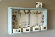 For Organization / #Storage Ideas / by JewelRush