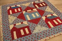 Quilts/ wall hangings
