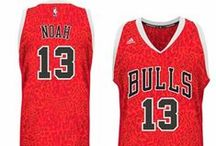 Jerseys / Feel free to check out all of the Chicago Bulls' jerseys at http://bit.ly/wPjYHa / by Chicago Bulls