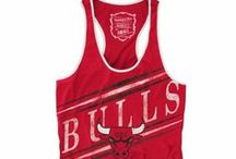 Bulls Gear for Women / I need that in my closet! Get the latest Bulls fashion you can wear at the game, at home, or out and about.  / by Chicago Bulls