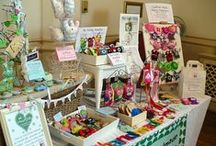 Craft Fair Display Ideas / by Crafts Beautiful