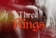 S.K Munt The Fairytail Saga #2 : Three Rings / S.K Munt The Fairytail Saga #2 : Three Rings