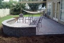 Paver Patios & Hardscapes in Macon Warner Robins / By Archadeck of Central GA