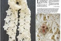crafts - scarves / by Lisa Ford