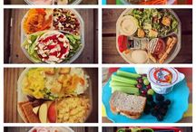 For the Lunch Box / Ideas for what to pack for lunch
