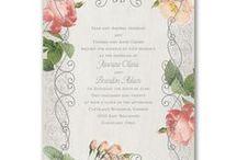 Grey Wedding Theme (Gray Wedding Theme) / All ideas related to having a grey wedding color (gray wedding color) theme - from your bouquet, cake, flowers & decorations to grey wedding invitations - www.PrintedCreationsWeddingStore.com. #greywedding  #graywedding