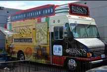 Russo's Trucktoria / Russo's traveling food truck!  For more information about having the food truck come to your next event please email foodtruck@russosgourmet.com