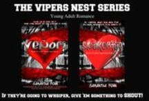 Samantha Fenn Venom #1 the Vipers nest (S.K Munt) / The hottest new Cheerleading series debuts August 7th on Amazon Kindle!