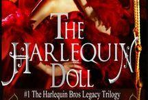 S.K Munt The Harlequin Doll / Novel by S.K Munt