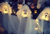 My halloween DIY / ideas copied off pinterest or invented by a regular Aussie Gal with a 'thang' for all thangs creepy!