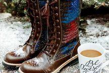 Garb and Glitter -winter/fall / Winter and fall women's fashion  / by Carman Boley