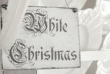 ♥༺ White Christmas ❀༻♥