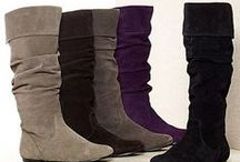 Scarves, & boots, & more oh my!  / by Korryn Phillips