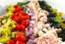 Salads and Dressings / by Renne Elfert
