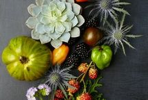 A Cook's Dream / vegetables, fruits, herbs / by Cheryl Terry