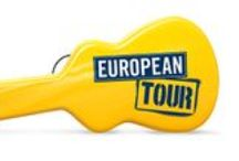 European Tour Contest / Enter to win a trip to see 1 of 5 amazing acts in 5 amazing countries across Europe