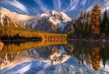 America ~ National & State Parks / by Robert Ryggs