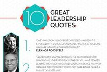 Lead Well / Leadership quotes and articles