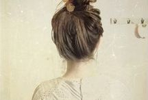 ✿ ❁ ❊ Hair, make-up ...  ❊ ❁ ✿ / About beauty ... / by Mari W.