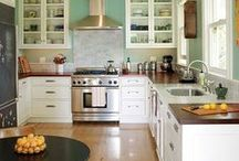 In the kitchen / ideas for the kitchen I hope to have one day