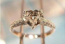 Rings♡ / Wedding Rings, Fashion Rings, Bellybutton Rings, EVERYTHING Rings!♥