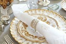 Tablescapes / Tablescapes decorated for events, holidays or just to entertain like a Diva