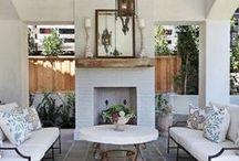 Outdoor Spaces / Outdoor spaces, Patios, Decks, Pools, Hot Tubs, Outdoor Entertaining Areas, Outdoor Kitchens, Outdoor Bars, Outdoor Dining Areas, Fire Pits