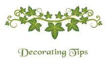 Decorating Tips / Interior Decorating Tips & Ideas