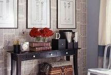 Home Ideas - DIY & More / DIY and Home ideas that do not fit under a specific topic board. This is a mix of the previous boards that has a better cover area of topics. / by Marie Prezeau