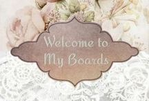 Welcome / Welcome to my boards...love getting comments...enjoy!