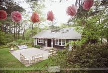 Fave Wedding Venues / Here are some of our favorite wedding venues in New England that we've worked at... From Vermont to Rhode Island, we've seen some absolutely amazing rustic and chic places to get married!