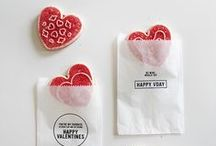 Be Mine Valentine / Treats, DIY, Crafts, Hearts & more! / by Marla Meridith