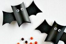 Boo! Halloween / My favorite holiday!
