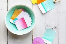 DIY + Printables + Party / Pretties for parties and more!