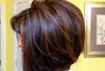 New hair do ideas / by Jamie Martin