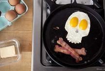 food & recipes / by Nadine Rawlyk